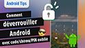 Unlock Forgotten Pattern Lock on Android