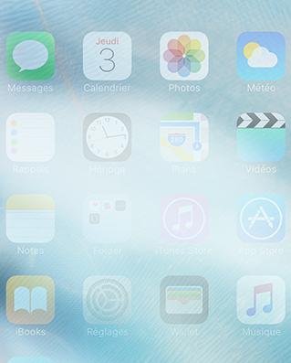 Nettoyeur iOS