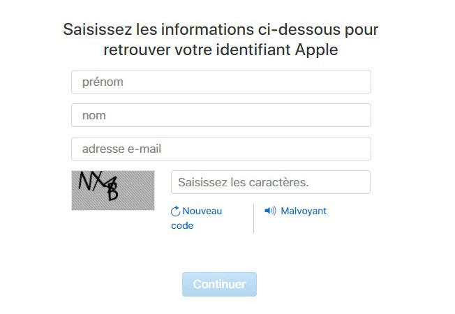 Activer iPhone sans identifiant iCloud