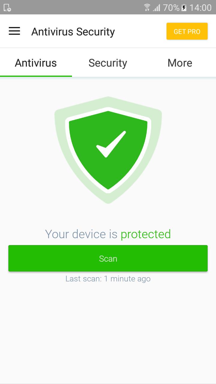 La protection avec Avira