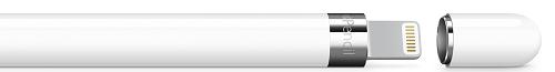 Charger Apple Pencil avec iPad Pro