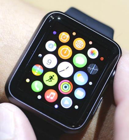 Astuces pour Apple Watch - Faire une capture d'écran