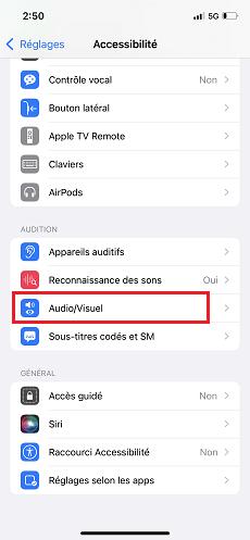 Audio-visuel