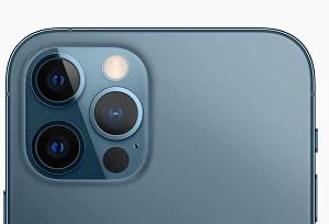Caméra iPhone 12 Pro Max