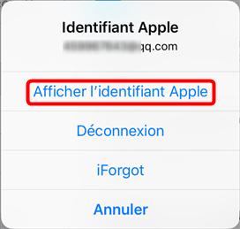 Comment modifier le pays de l'App Store – Étape 2