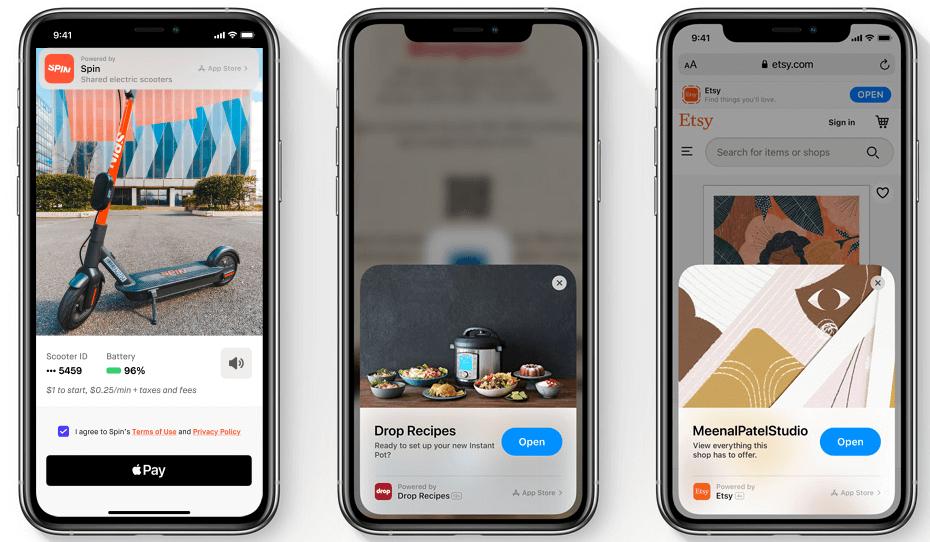 Clips Apps iOS 14
