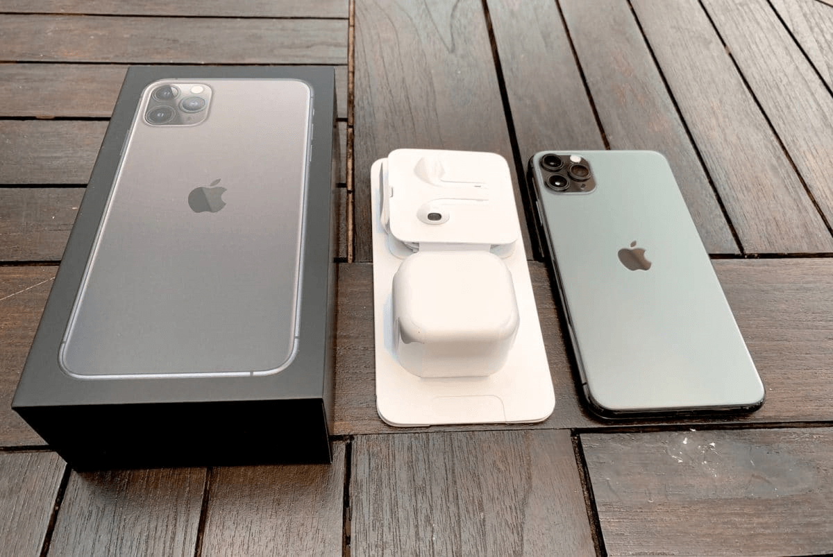 Coffret iPhone 11 Pro