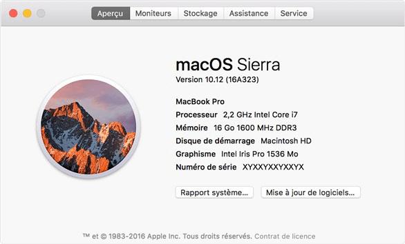 Mettre a jour votre Mac pour l'accélérer