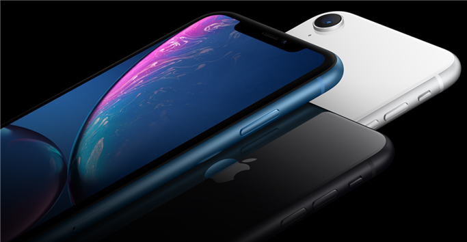 Configurer l'iPhone 2018