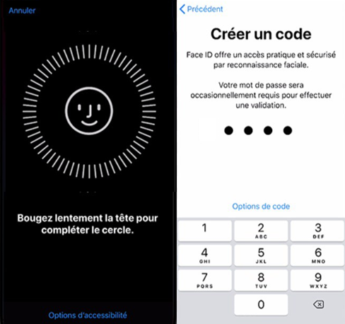 Activer le nouvel iPhone 2018