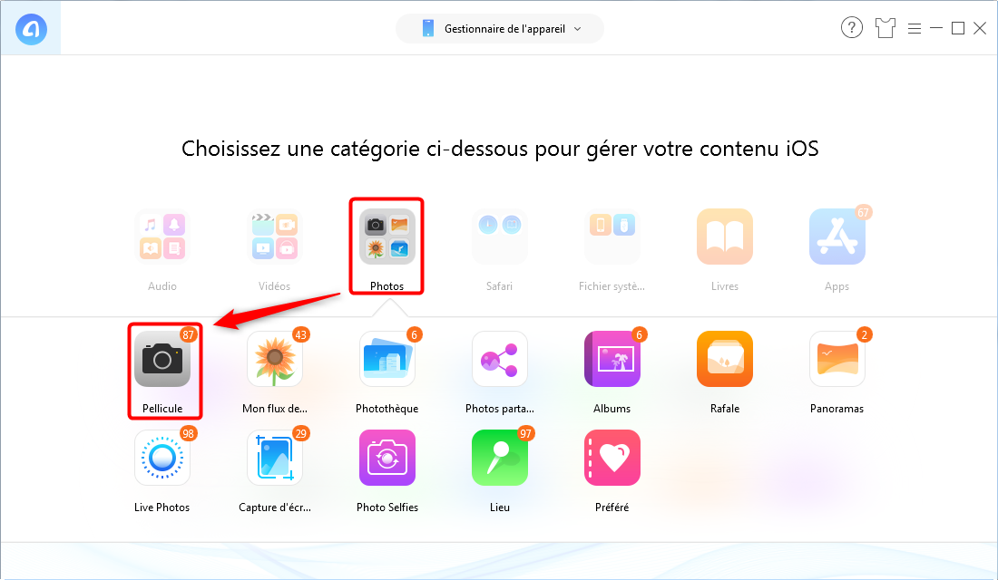 Convertir les photos HEIC/HEIF iPhone en JPG