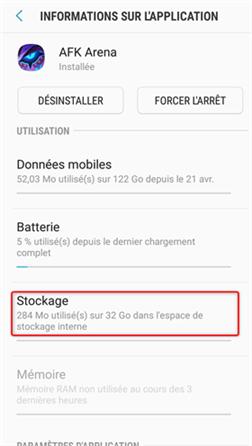 installer applications sur carte sd Comment installer des applications sur la carte SD Samsung