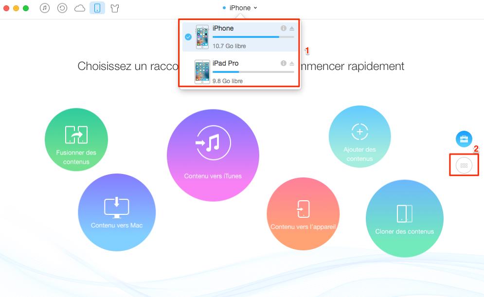 Mettre une vidéo dans son ipod / iphone / ipod nano / iPad