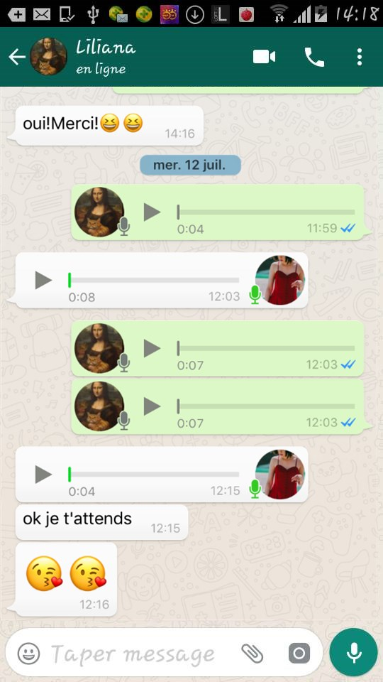 Récupérer les fichier audio de WhatsApp sous Android avec PhoneRescue