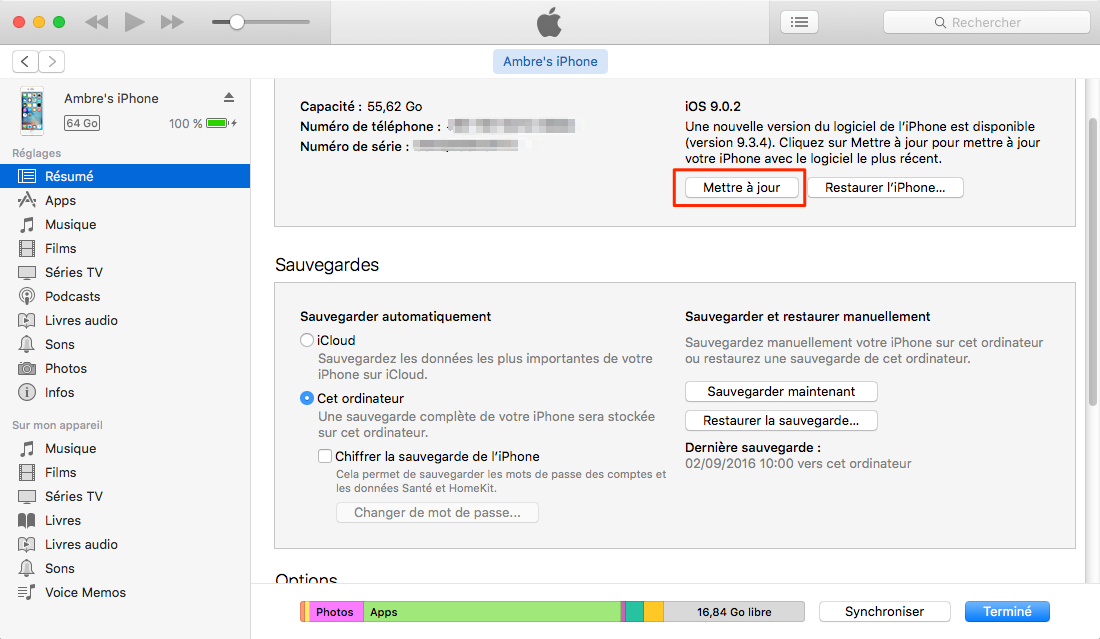 comment installer ios 10 sur votre iphone  ipad  ipod touch