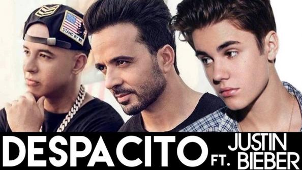 Despacito de Luis Fonsi et Daddy Yankee, remixé avec Justin Bieber