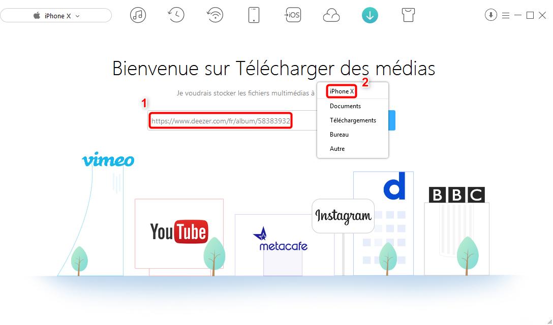 Comment télécharger Va Bene de l'Algérino sur votre iPhone