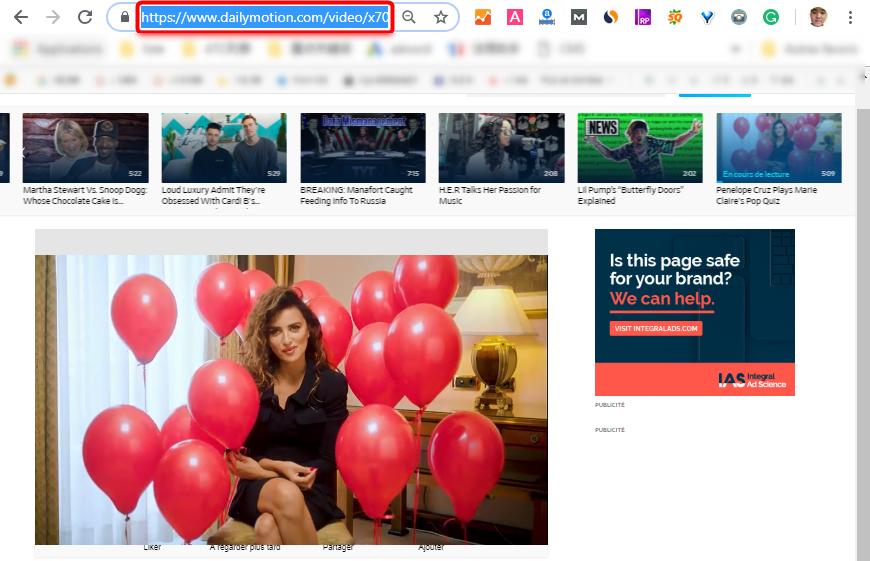 Télécharger les vidéos MP4 sur Android