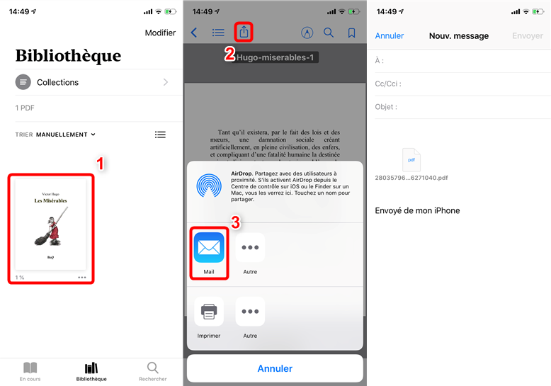 2019 Deux Méthodes De Transférer Les Livres Iphone Vers Pc