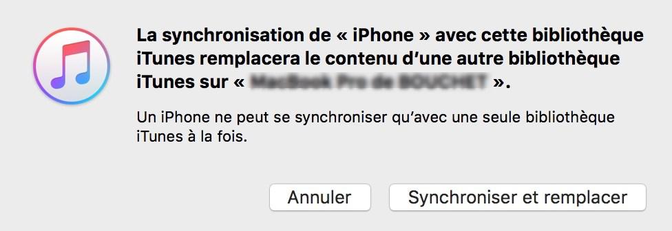 Comment mettre une sonnerie sur iphone 7 avec iTunes