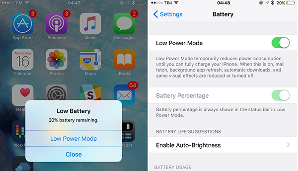 Problèmes et Solutions d'iOS 9/9.1/9.2/9.3 - iPhone bloqué sur le logo Apple