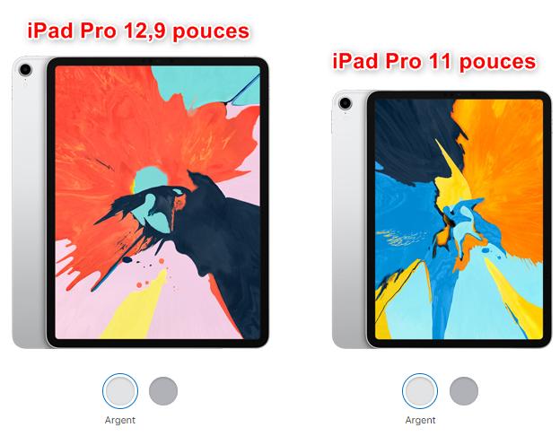 Nouveaux iPad Pro