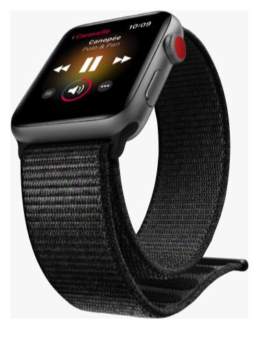 La comparaison des Apple Watch Séries 3/2/1