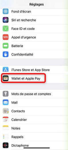 Lancement du service Apple Pay