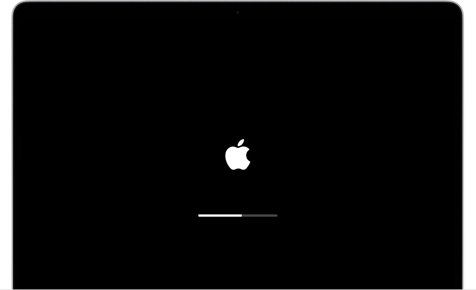 Démarrage du Mac en mode de récupération