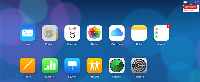 Dévérrouiller iPhone sans mot de passe depuis iCloud - étape 2