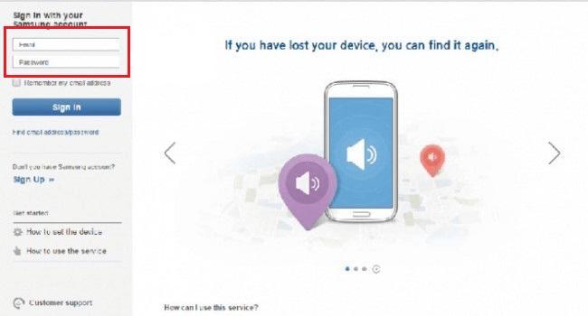 Déverrouiller Samsung écran cassé