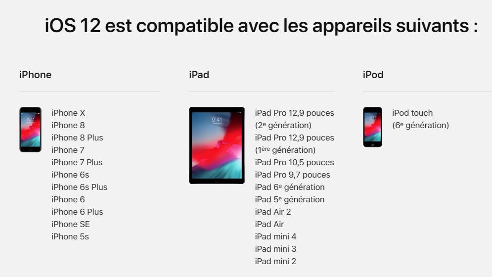 Crédit : apple.com