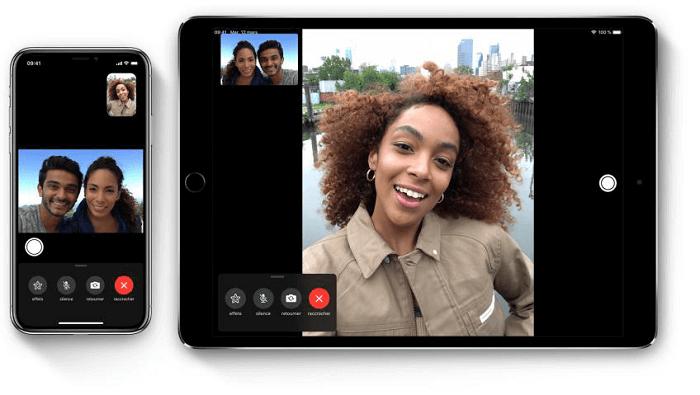 Problèmes courants avec FaceTime sous iOS 13