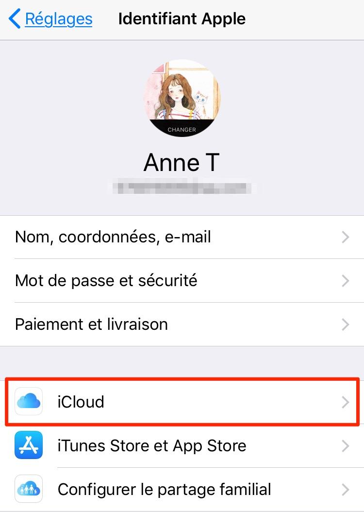 Comment faire une sauvegarde d'iPhone/iPad