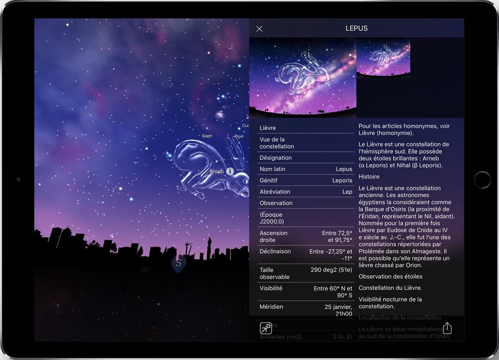 App de réalité augmentée sur App Store