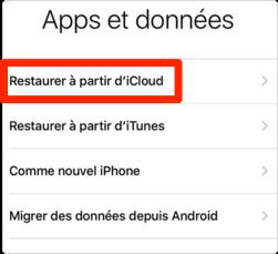 Comment configurer correctement votre iPhone 6/6s (Plus)