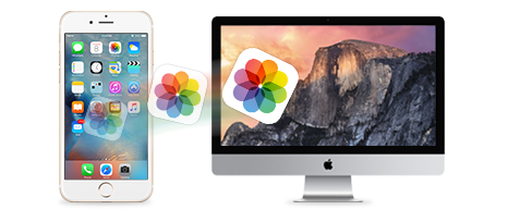 Comment copier des Photos d'un iPhone vers Mac 1