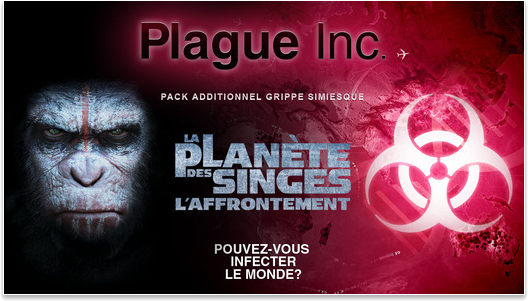Meilleures applications pour les Apple Geeks - Plague Inc.