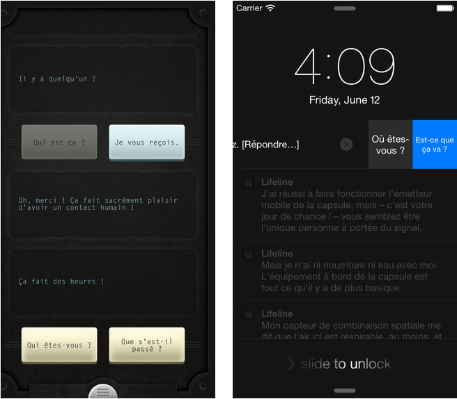 Meilleures applications pour les Apple Geeks – Lifeline