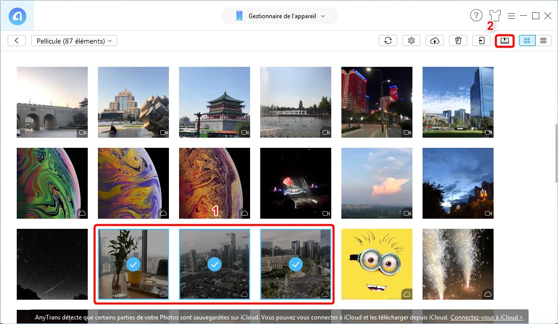 Importer les images HEIC sur PC en en JPEG - 3