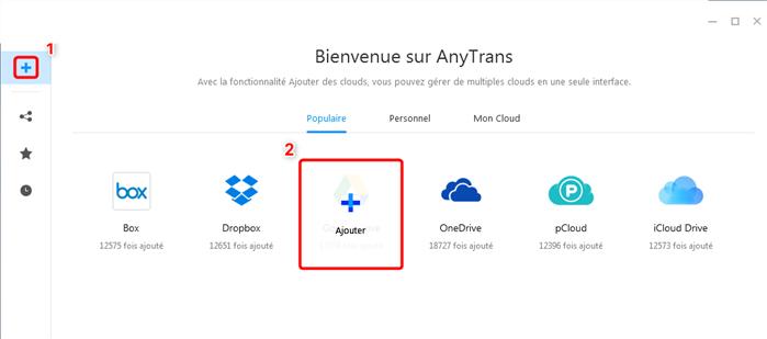 Impossible de supprimer dossier de Google Drive – 2