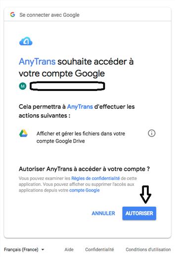 Impossible de supprimer dossier de Google Drive – 4