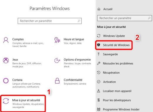 Impossible de télécharger fichier sur Google Drive avec windows 10