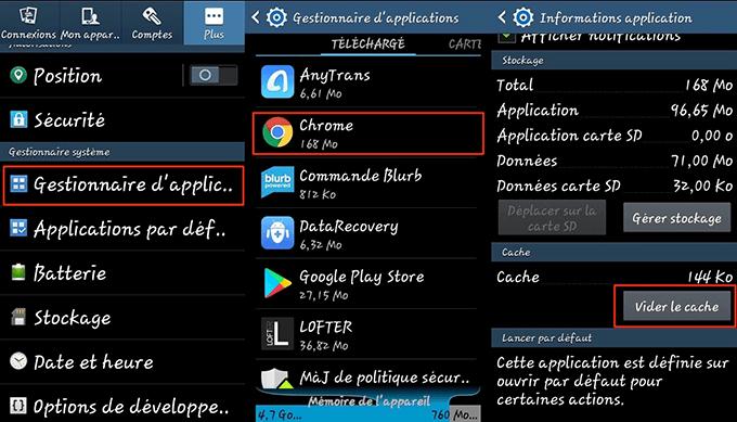 Impossible de voir les fichiers PDF sur Android