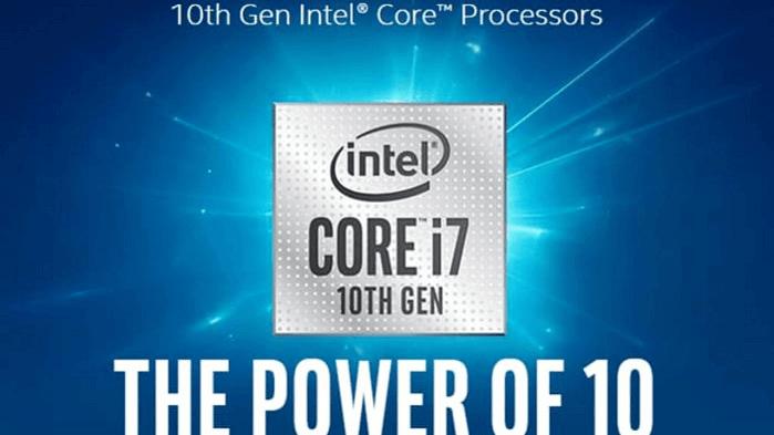 Intel 10ème génération