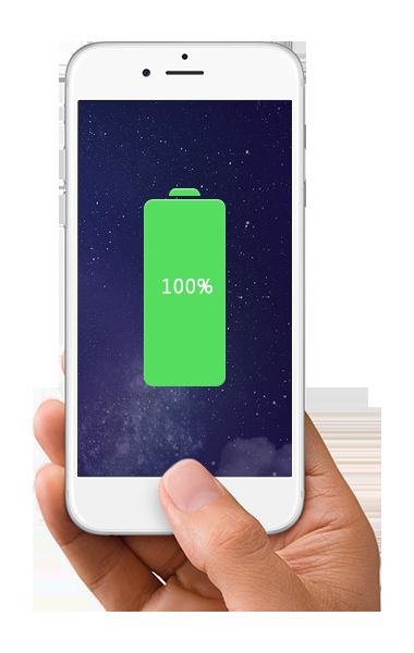 Améliorer la vie de la batterie de l'iPhone 6/6s (Plus)