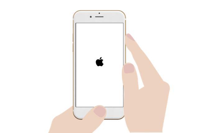 Forcer un redémarrage sur iPhone