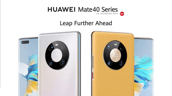 Photo de la série Huawei Mate 40