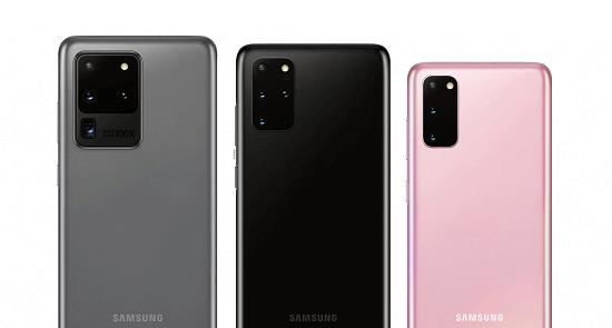 Les nouveaux modèles de la gamme Galaxy S
