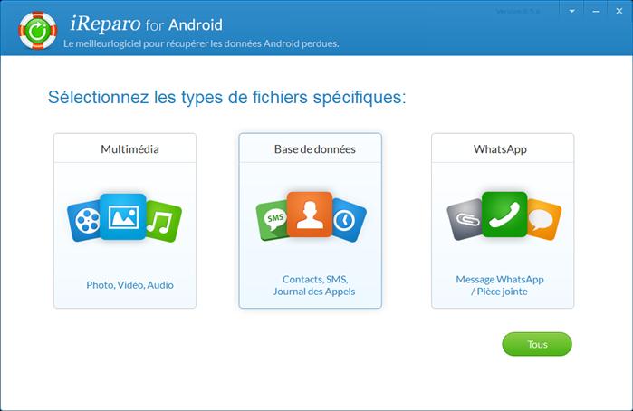 Logiciels de récupération de photos Android – Jihosoft Android Phone Recovery